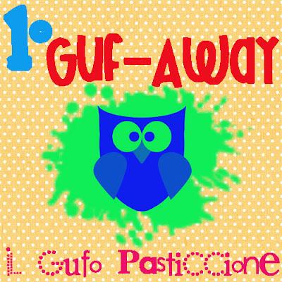 Partecipo al Guf Away di Elena de il gufo pasticcione