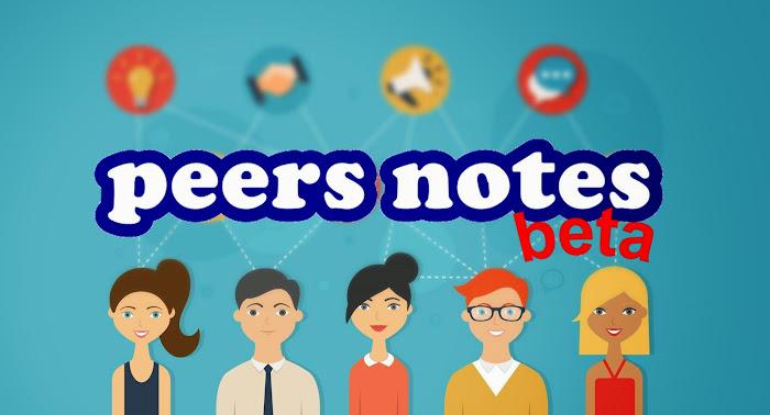 PeersNotes