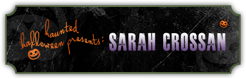 Haunted Halloween with Sarah Crossan and a Giveaway