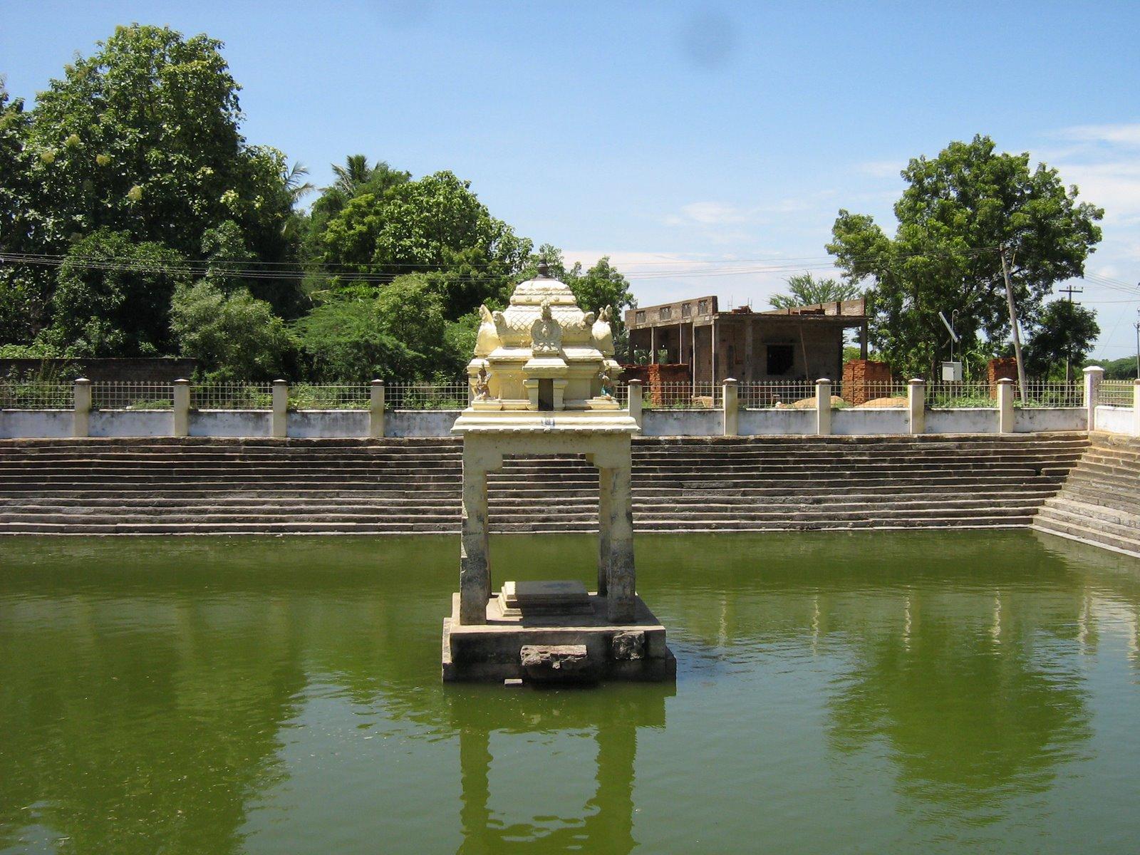 Sri Vijaya Raghava Perumal Temple (Thiruputkuzhi) Kanchipuram - Divya Desam 60