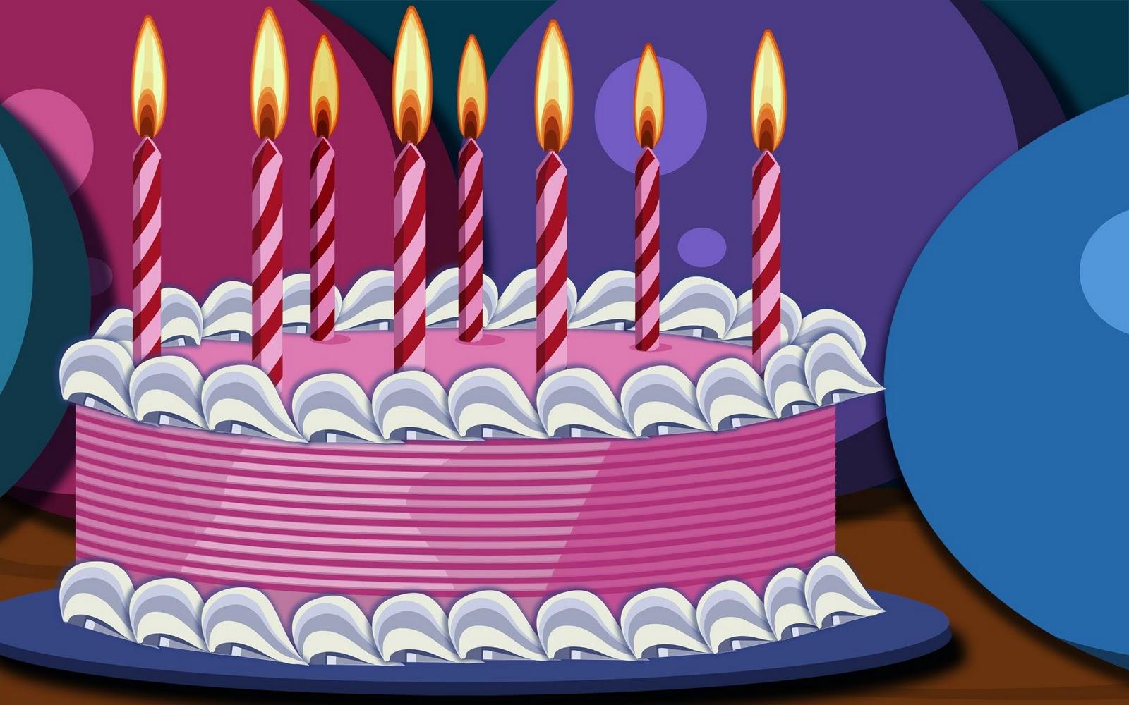 Cake Images Veer : Verjaardags Achtergronden HD Wallpapers