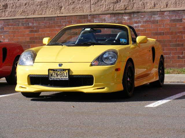 Toyota Of Morristown >> 2000 MR2 Spyder solar yellow with ~62,000 miles