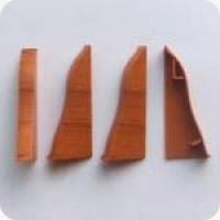 Заглушки для напольных плинтусов