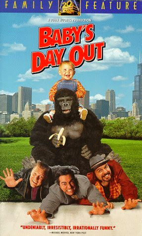 Poster Of Baby's Day Out (1994) Full Movie Hindi Dubbed Free Download Watch Online At alldownloads4u.com