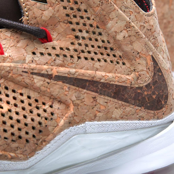Yet Another Look at Nike Sportswear8217s LeBron X Cork QS