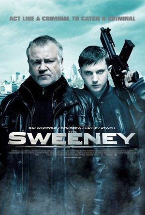 The Sweeney – BRRip AVI e RMVB Legendado