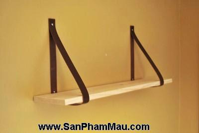 Tự làm kệ treo tường đơn giản nhiều tiện ích-10