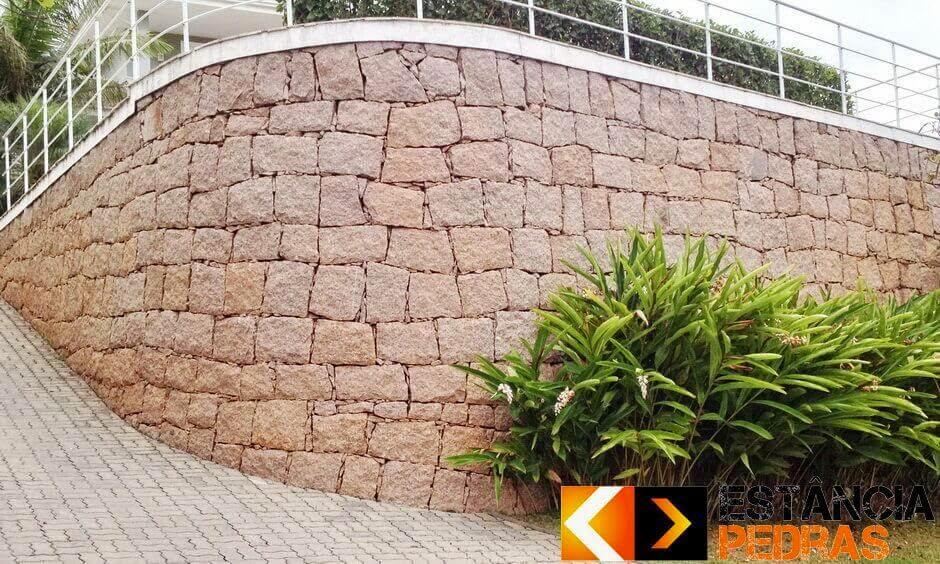 Muro de Arrimo em Palestina