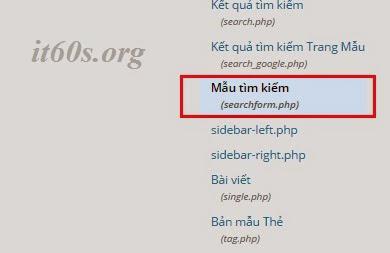 Cách tích hợp công cụ tìm kiếm google vào wordpress không dùng Plugin 10