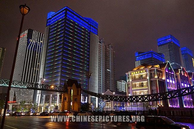 Photo of Wuhan Night 1