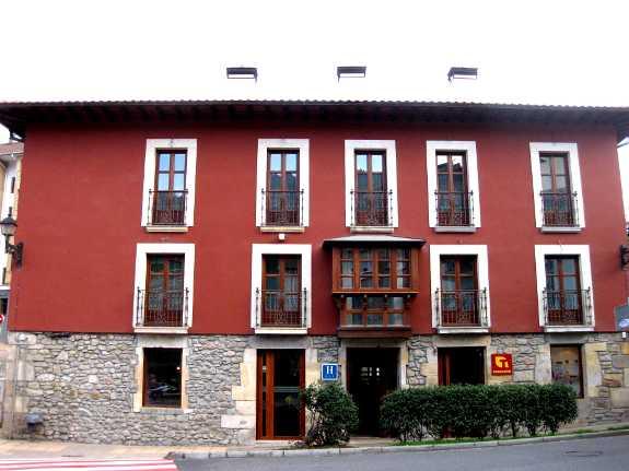 Hotel Askoaga in Eskoriatza