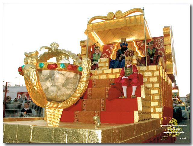 Trono del Rey Gaspar