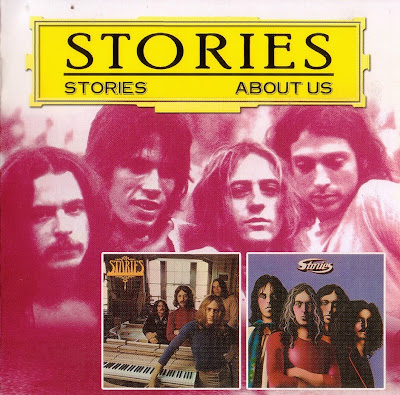 Stories ~ 1972 ~ Stories + 1973 ~ About Us