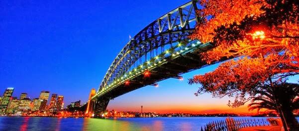 Porto de Sydney - Nova Gales do Sul