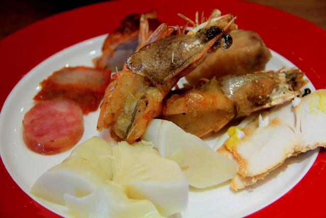食記.高雄.漢來海港自助餐廳巨蛋店