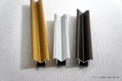 裝潢五金 品名:0108-合室V型下軌 規格:9M/M 顏色:銀色/金色/咖啡色 玖品五金