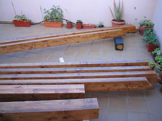 Como hacer una pergola de madera paso a paso taringa - Como hacer una pergola de hierro ...