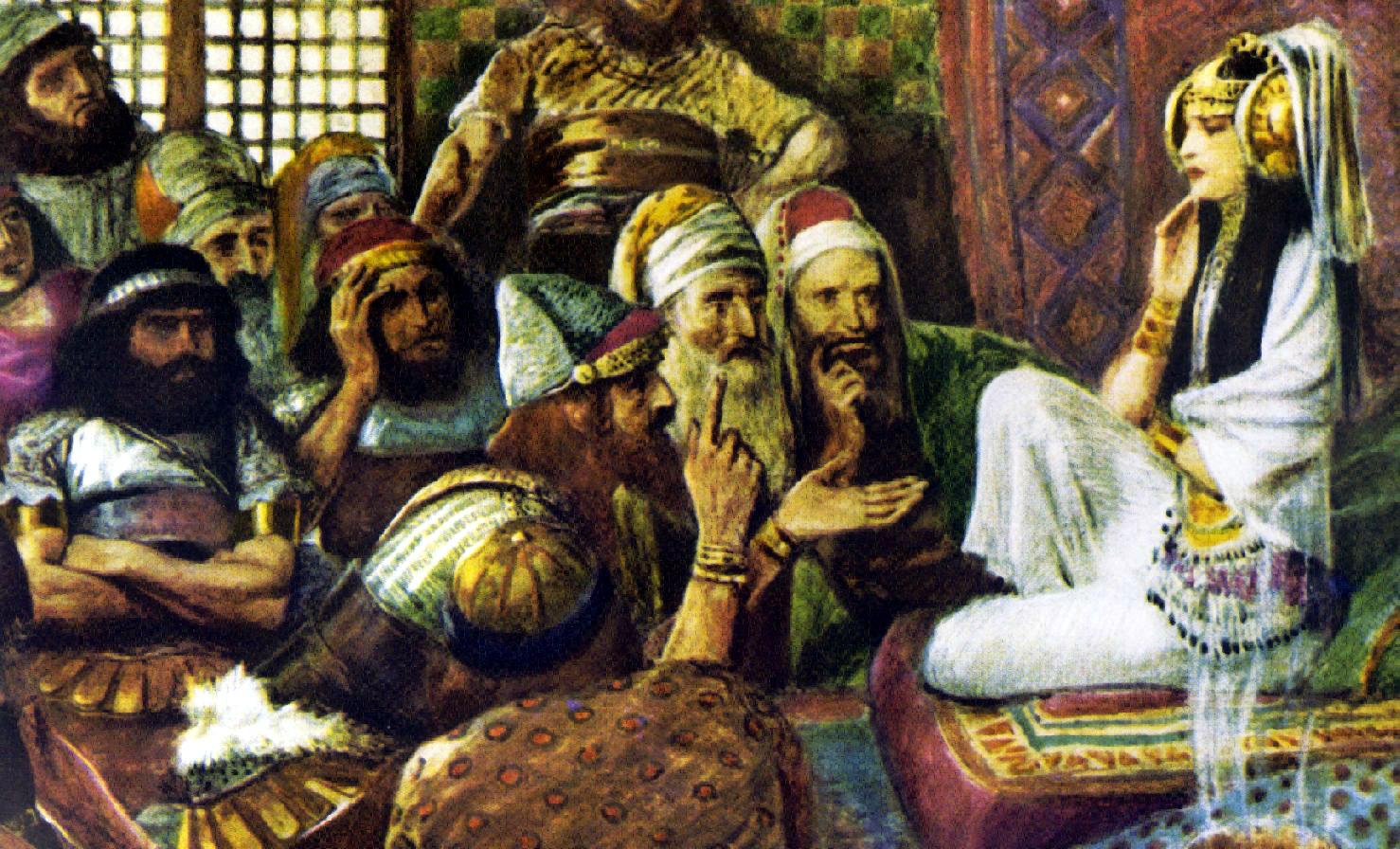 bible stories samson and delilah bible vector 10 full versions