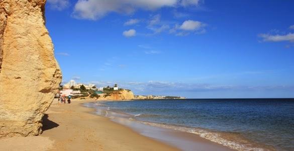 Praia de Porto de Mós - Lagos