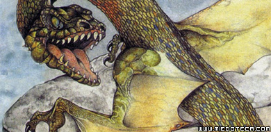Cuélebre, el dragón