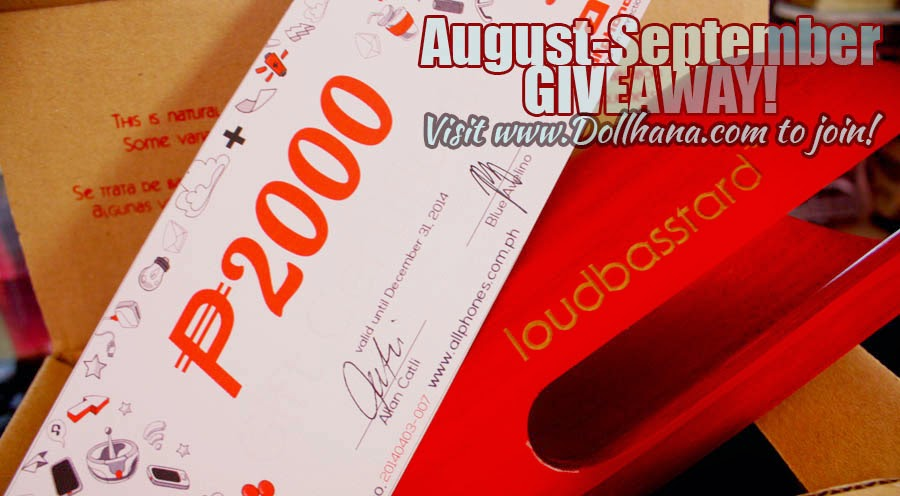 IMG 9682 August September Giveaway Winner Announced!