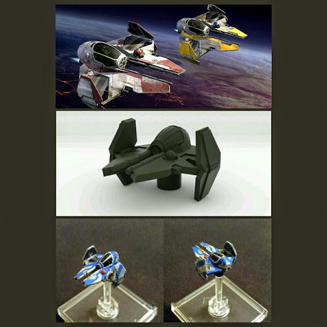 Eta-2 de Mel Miniatures