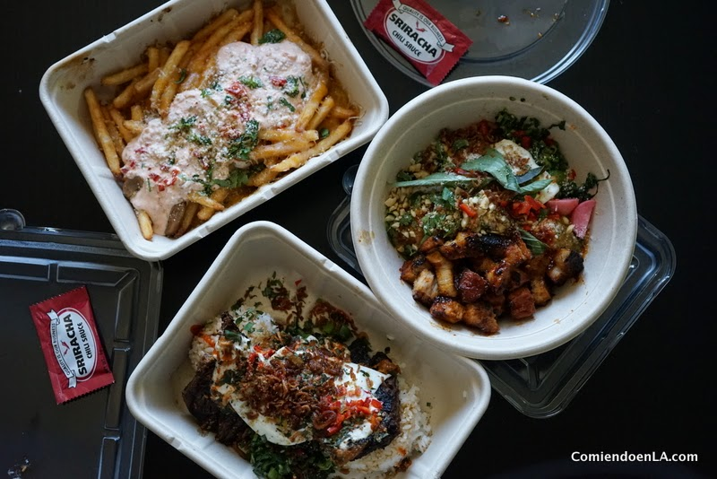 Restaurantes económicos en Los Ángeles