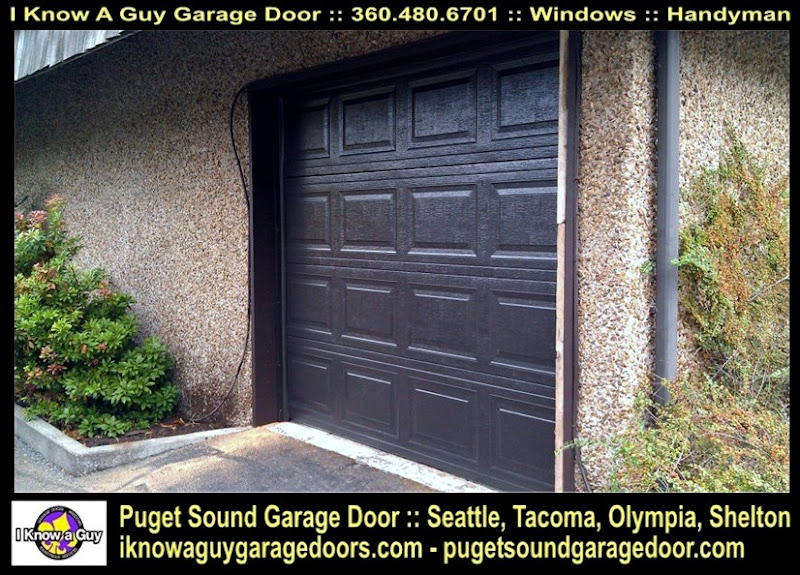Garage door pearson wa gdor seattle tacoma olympia for Garage door repair tacoma