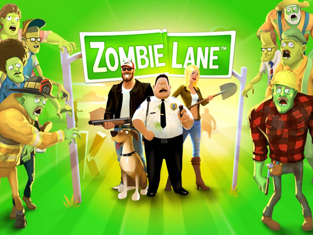 Play Jogar - Zombie Lane
