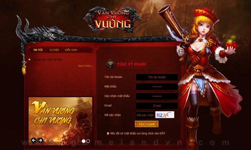 GameLandVN tặng 100 giftcode Vạn Vương Chi Vương 1