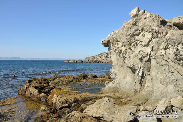 De Algeciras a Tarifa por la costa