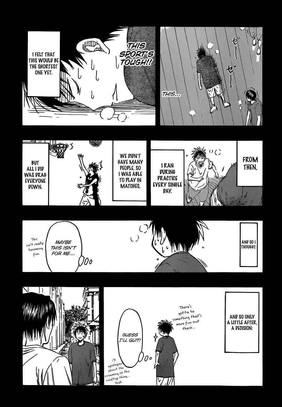 Kuroko no Basket Manga Chapter 256 - Image 12