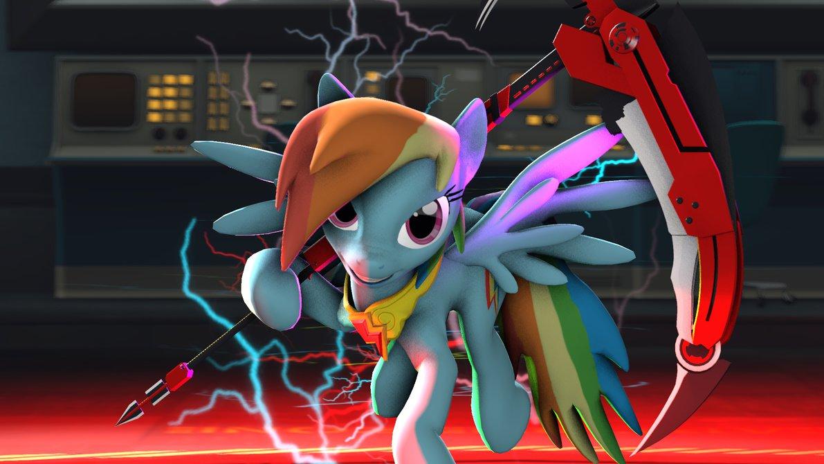 Mlp Stuff Gmod Sfm 3d Art Compilation: MLP Stuff!: 3D Pony Art Compilation #10