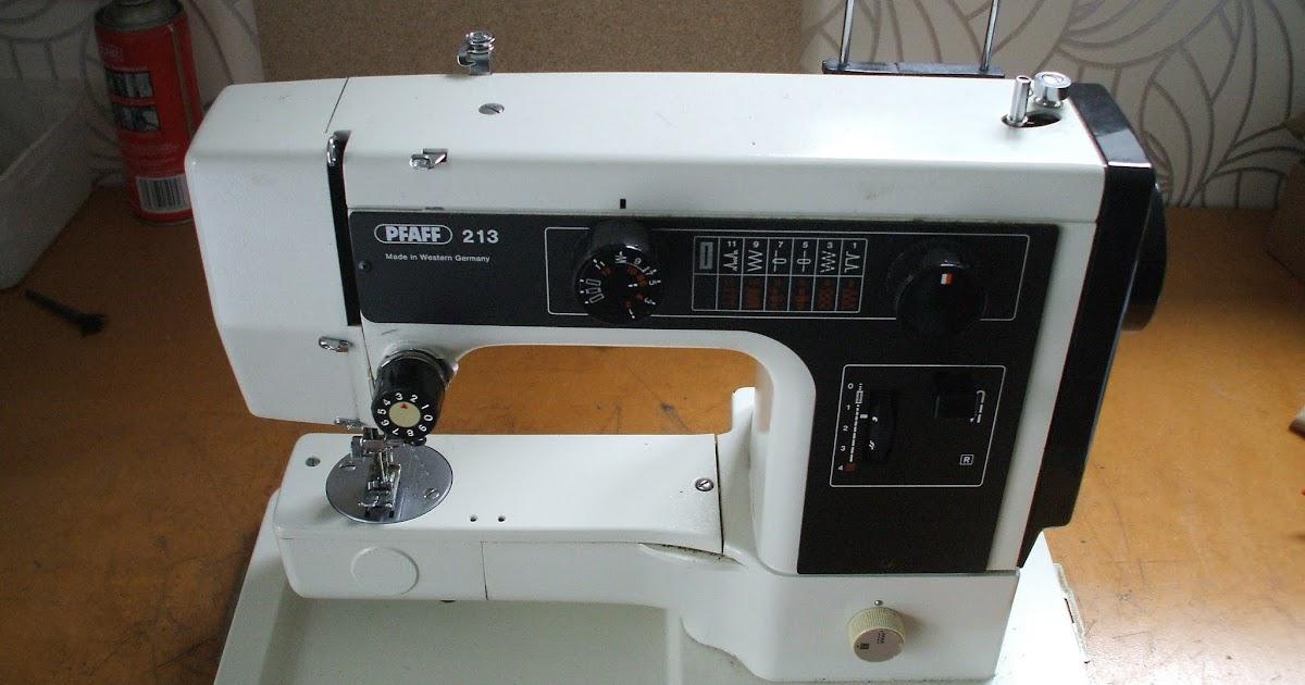 Absolute sewing machine information pfaff 213 repair - Reparation machine a coudre pfaff ...