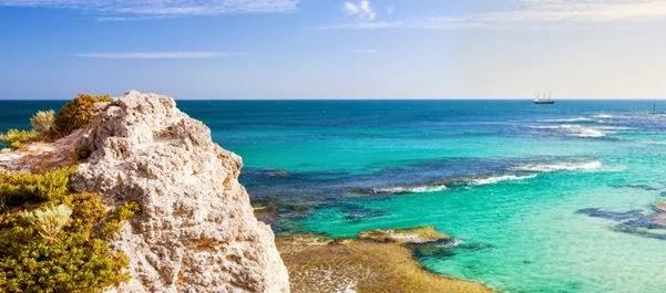 Ilha Rottnest- Austrália Ocidental
