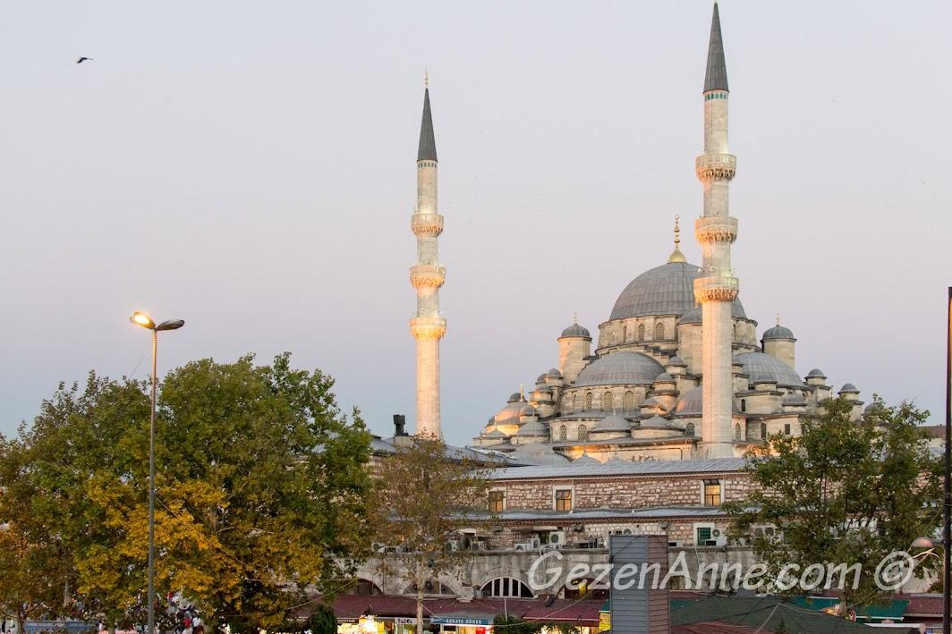 Eminönü'deki Yeni Cami