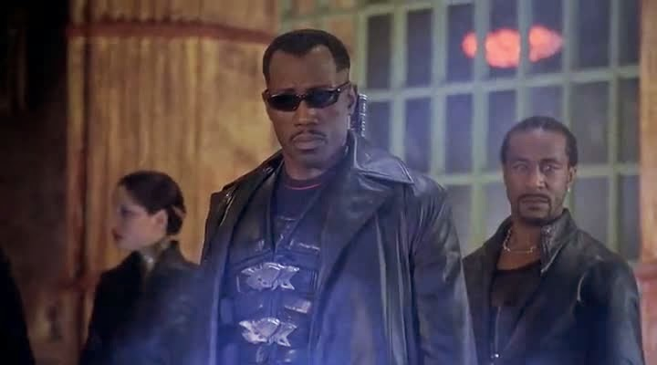 Single Resumable Download Link For Hollywood Movie Blade II (2002) In Hindi Dubbed