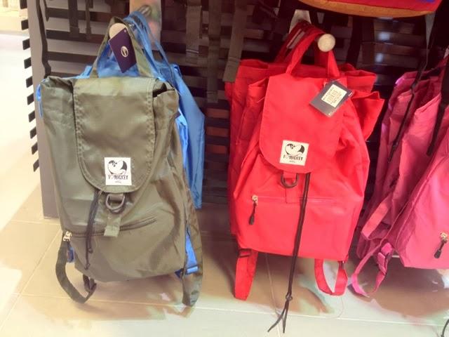 Mickey waterproof backpack