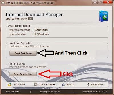 Fix Fake Serial Number IDM 6.18 Build 7