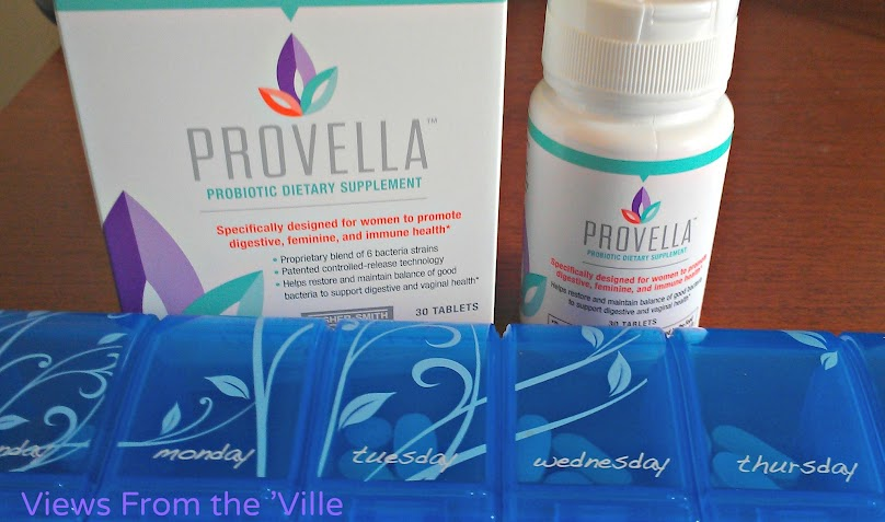 Provella Daily Probiotics to Support Women's Health