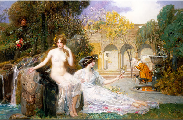 Eduard Veith - Fountain of Youth