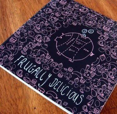 frugally delicious cookbook