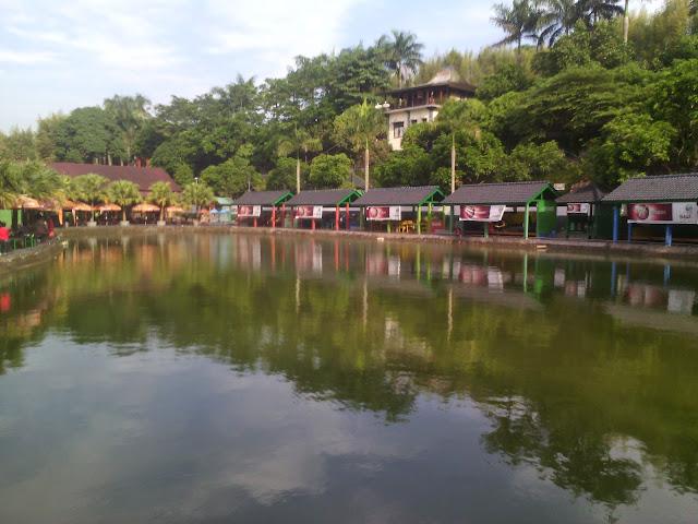 Objek Wisata Tirta Nusantara