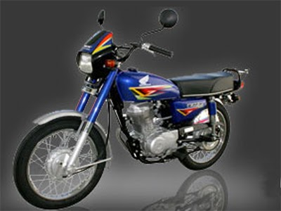 Honda TMX 155 Specifications