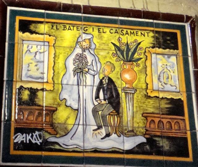 Carrer de Petritxol, Barcelona, Elisa N, Blog de Viajes, Lifestyle, Travel