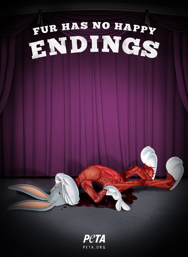 Peta — Fur Has No Happy Endings
