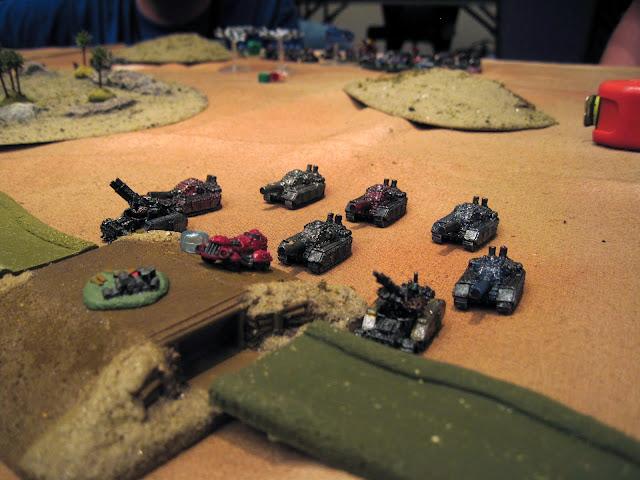 A Blitz Brigade rolling up.