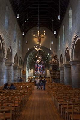 Interior Domkirken, Stavanger
