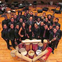 Orquesta Afrovenezolana Simón Bolívar
