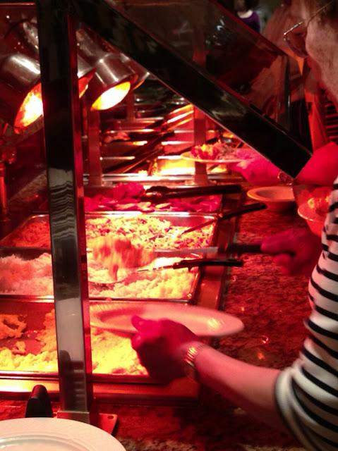Market Street Cafe Breakfast Buffet